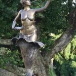 birth of a muse sculpture artist kim bernadas