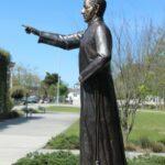 Brother Martin Hernandez sculpture Kim bernadas